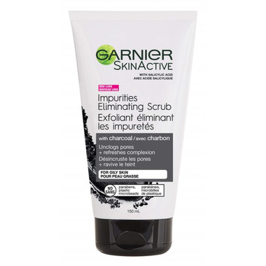 Garnier Skin Active Impurities Eliminating Scrub