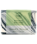 Rocky Mountain Soap Co. Fennel Charcoal Bar Soap