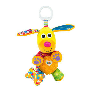 Lamaze Clip and Go Barking Boden