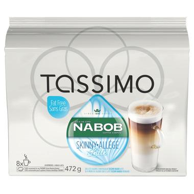 Tassimo Nabob Skinny Latte