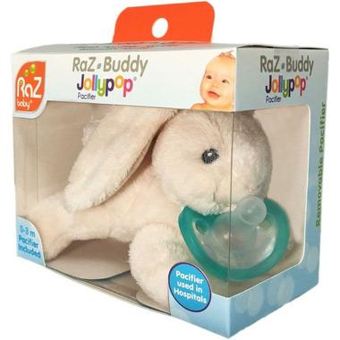 Razbaby Raz-Buddy JollyPop Bunny