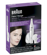 Braun Face Epilator with Cleansing Brush