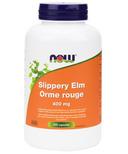 Now Slippery Elm 400 mg