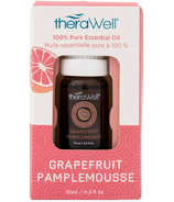 Therawell 100% Pure Grapefruit Essential Oil