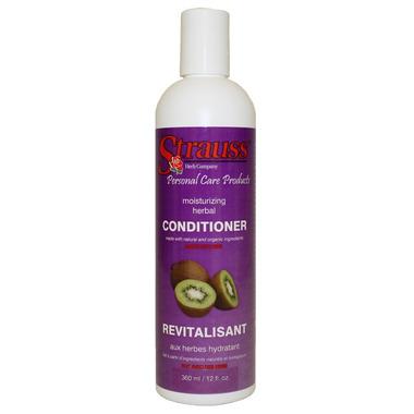 Strauss Herb Company Moisturizing Herbal Conditioner