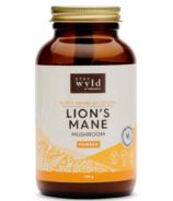 Stay Wyld Organics Lion's Mane Powder