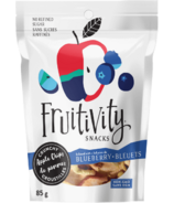 Fruitivity Snacks Crunchy Apple Chips Blueberry