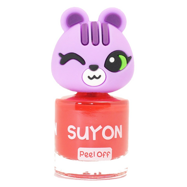 Suyon Nail Polish Happy Arong Red