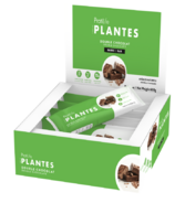 ProtiLife Plant-Based Double Chocolate Bar Protein Bar Case