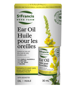 St. Francis Herb Farm Ear Oil