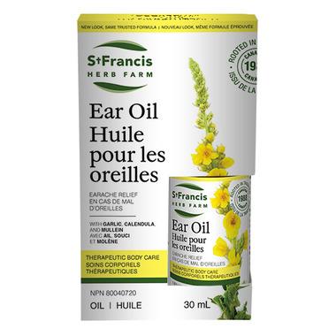 St. Francis Herb Farm Ear Oil