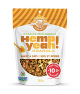 Manitoba Harvest Hemp Yeah! Organic Granola Honey & Oats