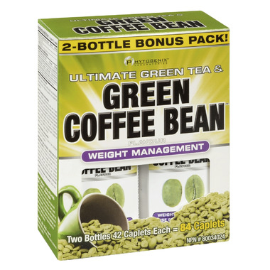 Buy Phytogenix Ultimate Green Tea Green Coffee Bean Bonus Pack