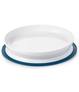 OXO Tot Stick N Stay Plate Navy