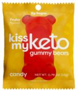 Kiss My Keto Fruity Gummies