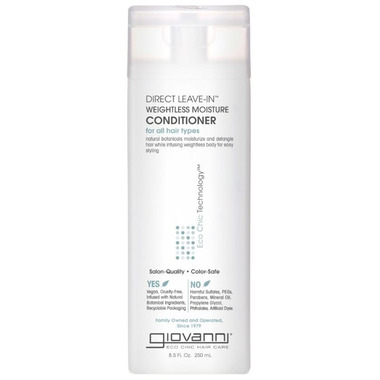 Giovanni Direct Leave In Conditioner