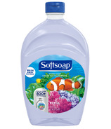 Softsoap Liquid Hand Soap Refill Aquarium Series