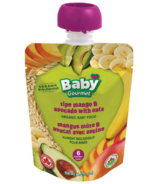 Baby Gourmet Puree's Ripe Mango & Avocado with Oats