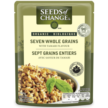 Seeds of Change Organic Seven Whole Grains with Tamari
