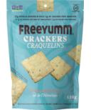 FreeYumm Himalayan Salt Crackers