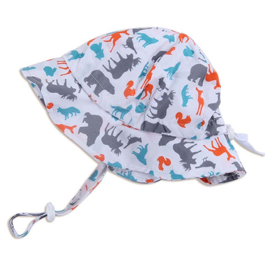 f35994d1aa8 Buy Twinklebelle Grow-With-Me Baby Sun Hat Woodland at Well.ca ...