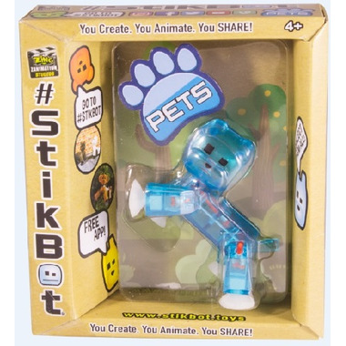 Stikbot Pets
