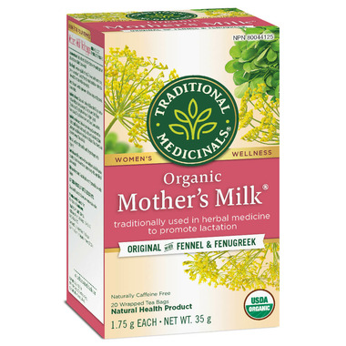 Traditional Medicinals Organic Mother\'s Milk Tea