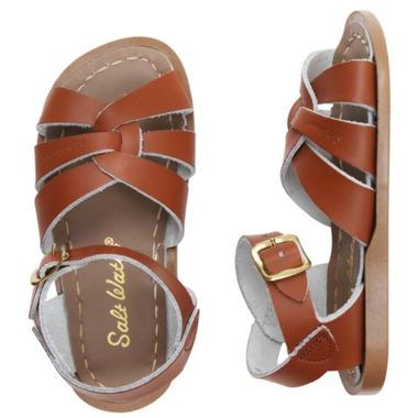 Salt Water Sandals The Original Children\'s Sandal Tan