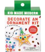 Kid Made Modern Decorate an Ornament Kit Star