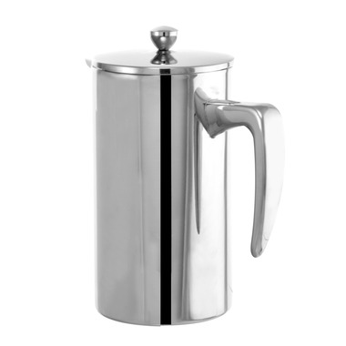 GROSCHE Dublin Stainless Steel Double Wall French Press