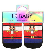 Living Royal Baby Socks Nutcracker
