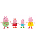 Peppa Pig Family Celebrations Figurines