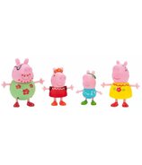 Peppa Pig Family Celebrations Figurines