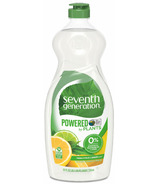 Seventh Generation Dish Liquid Fresh Citrus & Ginger
