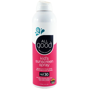 All Good SPF 30 Kids Sunscreen Spray