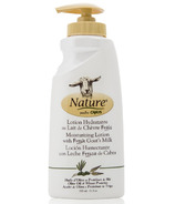 Nature by Canus Moisturizing Lotion with Fresh Goat's Milk Olive Oil