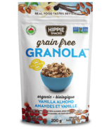 Hippie Snacks Granola Grain Free Vanilla Almond