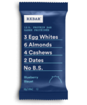 RXBAR Real Food Protein Bar Blueberry