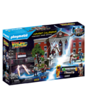 Playmobil Advent Calender Back to Future Western