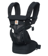 Ergobaby Omni 360 Cool Air Mesh in Onyx Black