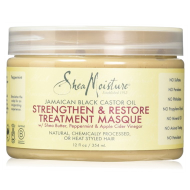 Shea Moisture Strengthen, Grow & Restore Treatment Masque