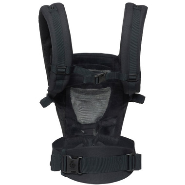 Ergobaby Adapt Cool Air Mesh Baby Carrier in Onyx Black