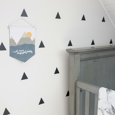 Lulujo Baby Wall Hanger Move Mountains