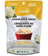 Caulipop Crunchy Cauliflower Snack Vegan Cheese