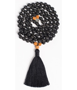 Mala Collective I Am Strong Mala Rudraksha