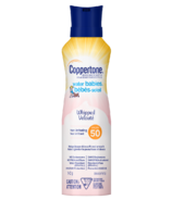 Coppertone Waterbabies Whipped Sunscreen Spray for Babies SPF 50