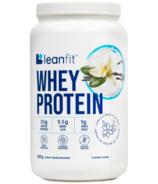 Leanfit Whey Protein Vanilla