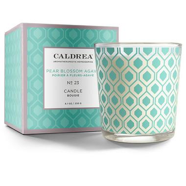Caldrea Candle Pear Blossom Agave