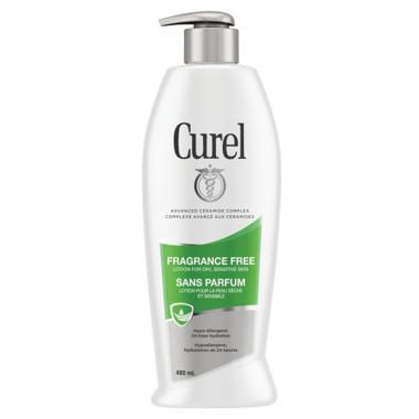 Curel Fragrance Free Original Lotion
