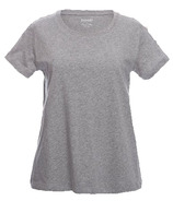Boob The Shirt Grey Melange Size S-XL